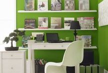 Feng Shui Home Office Ideas