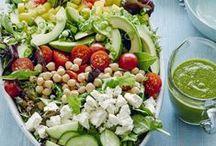 SALAD RECIPES / Salad recipes I want to try