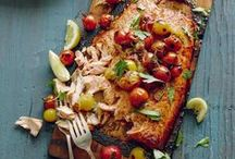 SEAFOOD + FISH RECIPES / Seafood and fish recipes I want to try