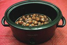 Food - Crock Pot/Freezer/One Pot Meals / by Jennifer Ray