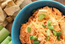 Tailgate Recipes / Awesome recipes for tailgate parties, tailgating, game day and the Big Game! Root for your favorite team while snacking on these delicious munchies! / by Stefanie Fauquet