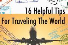 ~ Travel & Tours | Tips & Tricks~ / Travel Hints | Travel Tips | Travel Apps / by Kari Vest