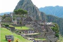~Travel & Tours | South America ~ / South American Travel | South American Tours | South American Countries / by Kari Vest