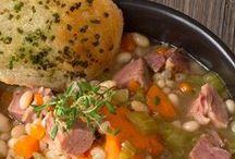 ~ Food | Soups & Stews ~ / Soup recipes / by Kari Vest