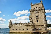 ~ T&T | Spain & Portugal ~ / Travel & Tours in Spain and Portugal / by Kari Vest