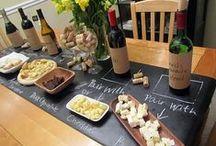 ~ Food | And Wine! ~ / Food and Wine pairings! / by Kari Vest