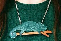 George / George - the necklace that goes with everything!  hello DODO x designosaur