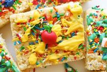 Back to School Ideas / Recipes, Treats and Craft ideas for Back to School. / by Stefanie Fauquet