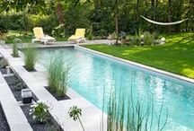 BIOTOP Living Pools / The BIOTOP Living Pool looks like a conventional swimming pool, but is all natural so that your family can swim safely in #chemicalfree water.