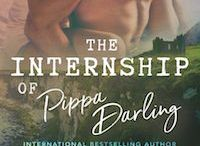 The Internship of Pippa Darling / New York Times bestselling author Finn Burke might be sexy as hell, but his book is a depressing hole of darkness. Which is why grad student Pippa Darling almost refuses his offer to intern for him in Ireland. The thing is, Burke can give her something she can't achieve on her own: a possible ticket to literary success and a way out of her summer housekeeping job at Dad's B&B. And who knows? She might learn something, even if Burke can't compare to her favorite writer—the mysterious James Black.