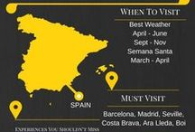 Spanish Travel Tips / Travel advice, itineraries ideas, and useful tips for traveling in Spain.