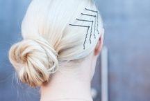 //hair raising// / by Kate Morawetz