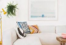 Home Decor: Decorating Bliss / by Laura Edria