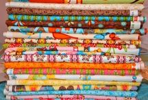 My Fabric Collections