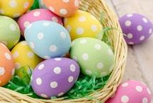 Easter / EASTER, egg and bunny ideas / by Momma McCall