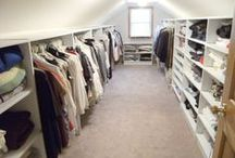 Home   Closet + Laundry / Closets in the bedrooms and laundry rooms / by So Many Little Things