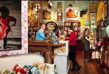 Shop Savannah / Browse high-fashion boutiques for clothes, shoes, handbags and more. Peruse chic home furnishing stores and antique shops. Shop your favorite name-brand stores. And make sure to check out all of the Made in Savannah things around town!
