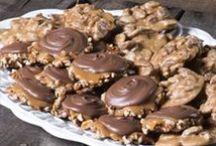 Sweet Savannah Treats / Sweets and treats found around Savannah, GA