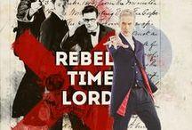 Doctor Who / Allons-y! / by Jaclyn Brett