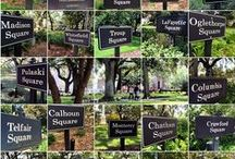 Hip to be Square / The Squares and Parks of Savannah Voted one of the 10 Most Beautiful Places in America by USA Weekend Magazine, the squares and parks of Savannah are the community's most beloved icons. Originally designed with 24 squares, 22 remain today to be enjoyed by the millions who grace their grassy utopias every year. / by Visit Savannah