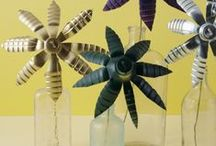 Eco-Crafts / Great eco-crafts for kids and families