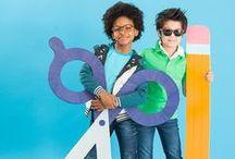 Kid's Activities / Healthy information and fun activities just for kids!