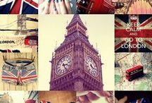 British British British / ...someday / by Jaclyn Brett