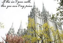 I'm a Mormon :) / by Hailey Hillam Rogers