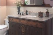 Bathroom - Design Ideas / by Robin George-Coon