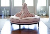 Sofa, armchair, chair / by BE Diana
