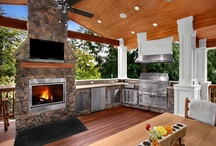 Outdoor Living Inspirations / by Connecticut Appliance & Fireplace (CAFD)