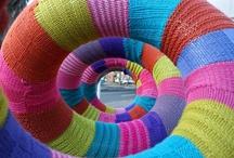 Yarn Bombing / by Julia Marriott