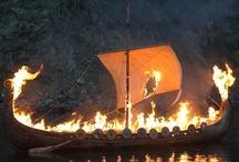 The Vikings / by Julia Marriott