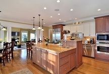Connecticut Home Projects / Local projects from Connecticut builders, remodelers and interior designers. / by Connecticut Appliance & Fireplace (CAFD)