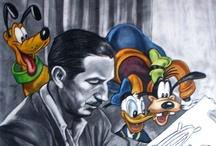 Walt Disney / by BE Diana
