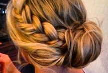 Hair (Long) / by Jaclyn Brett