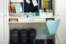 Crafts table / by Anelia Dobreva