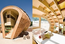 Little spaces / Tiny houses and living spaces, RV, Van life, camping van, Camping, Downsizing, Living with less,