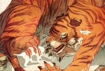 Etc/Tiger, Tiger / by Alexandra Smith