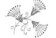 Zentangle and Doodles / by Lori Anderson