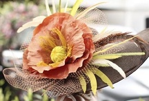 The Way You Wear Your Hat...! / Hat-spiration for CASA's Garden Party, June 4th! / by Lisa White