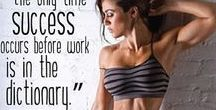 Work Out Inspiration / All about fitness and work out.