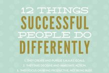 Improvement / Career, Resume, Interview, Finances, Preparedness, Writing, Productivity, Time Management