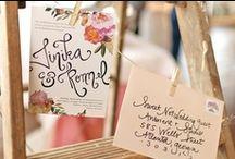 //wedding - inviting ideas/ / by Kate Morawetz