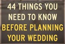 Obligatory Wedding Board / by Jaclyn Brett