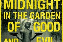 """The Book / 2014 year marks the 20th anniversary of the book """"Midnight in the Garden of Good and Evil"""" that helped make Savannah a popular tourist destination. The story centers on wealthy Savannah antiques dealer James A. """"Jim"""" Williams who shot his 21-year-old, part-time employee, Danny Hansford, to death in his Monterey Square mansion in the early morning hours of May 2, 1981.  / by Visit Savannah"""