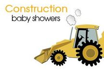 Construction Baby Shower / Construction Baby Shower ideas