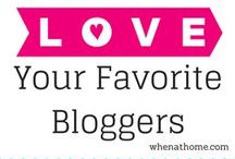 Blogs & Podcasts I like / blogs, bloggers, and podcasts I like.