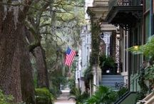 Patriotic Savannah / A board dedicated to celebrating all things patriotic around Savannah, Georgia.