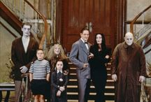 Addams Family-Panther Theatre / Panther Theatre 2015 Spring Production of The Addams Family Musical / by Leslie Mori